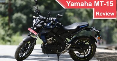 2019 Yamaha MT-15 Review