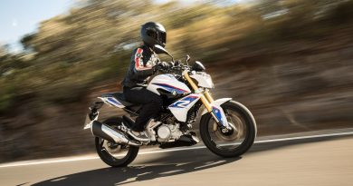 All new Roadster BMW G310R