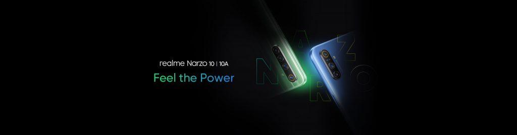 Realme Narzo 10 gadgetmandu