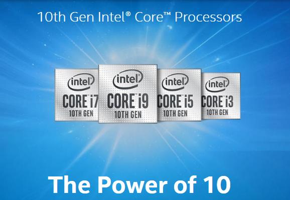 Intel new 10 core Chip